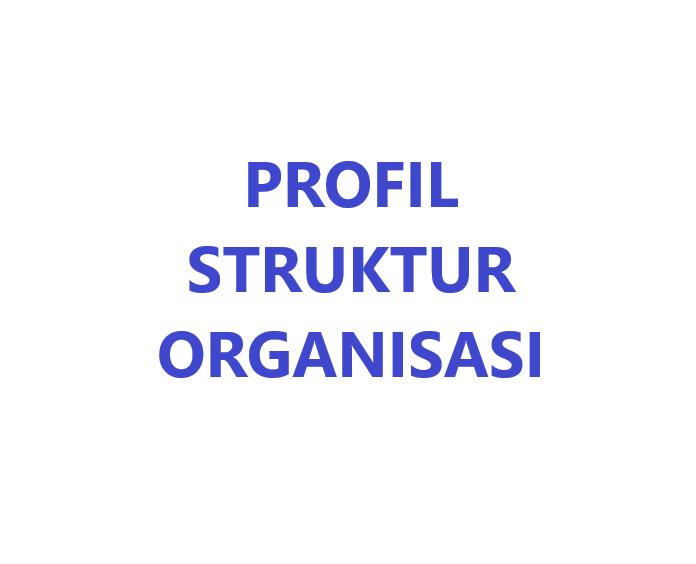 Profil Struktur Organisasi